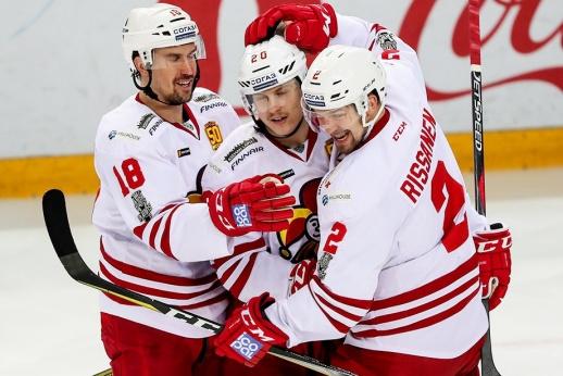 Как ЦСКА и «Йокерит» играли самый долгий матч в КХЛ