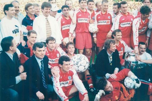 Где сейчас любимец болельщиков «Локомотива» 1990-х – начала 2000-х Заза Джанашия