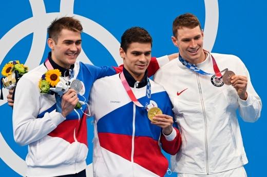 0,02 секунды разделили российских пловцов в битве за золото! Рылов и Колесников — космос!