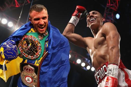 Лучший боксёр мира в шаге от мечты. Ломаченко идёт к званию абсолютного чемпиона мира