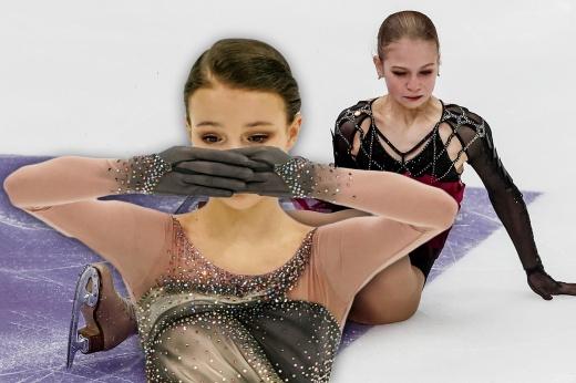 Чемпионат мира по фигурному катанию – 2021, короткая программа, женщины – провал Трусовой, триумф Щербаковой: видео