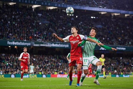 «Севилья» — «Бетис», 11 июня 2020, прогноз и ставка на матч чемпионата Испании