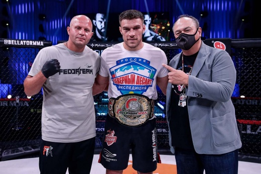 Bellator 257: Виктор Немков — Карл Албректссон, реванш за брата Вадима, превью боя 17 апреля 2021 года
