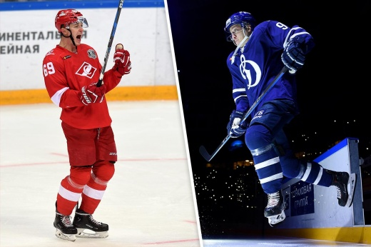 Кто из бывших звёзд КХЛ играет в Европе