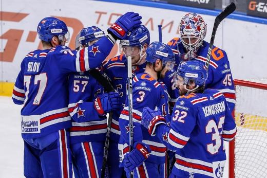 Марченко забрал у «Динамо» шанс. СКА вырвал победу за три минуты до сирены!