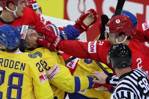 «Россия вдребезги разбила наши мечты». Шведские СМИ убиты горем после вылета сборной с ЧМ