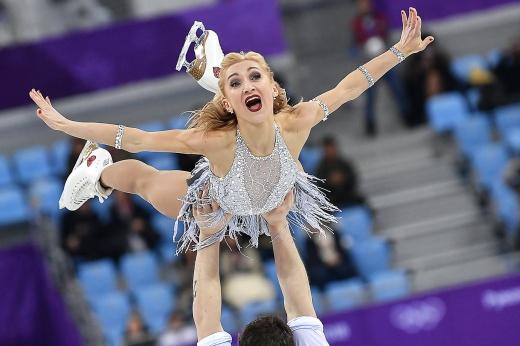 «Хочу, чтобы дочь увидела меня на Олимпиаде». Как Алёна Савченко смеётся над стереотипами