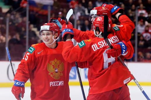Россия сыграет с США на МЧМ. Это не «война», а наш праздник хоккея