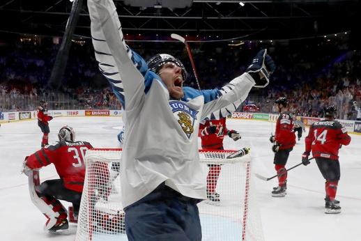 «Летом половина состава финнов получит шанс в НХЛ». Что пишут о финале ЧМ
