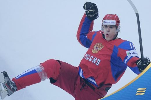 Карьерная история игрока сборной России по хоккею Дмитрия Воронкова