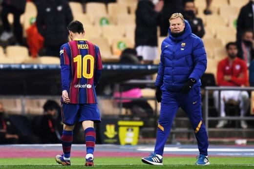 «Барселона» — «Сельта». Прогноз: Лионелю Месси и Куману придётся забыть о титуле