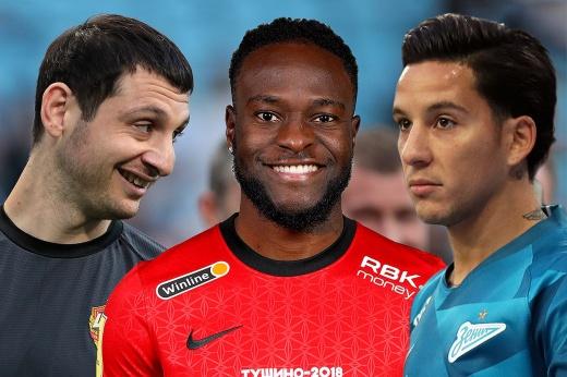 У кого из игроков топ-клубов РПЛ заканчиваются контракты летом 2021 года