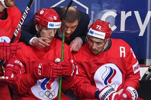 Россия поставила на место Чехию, Латвия сотворила историю. Итоги первого дня ЧМ