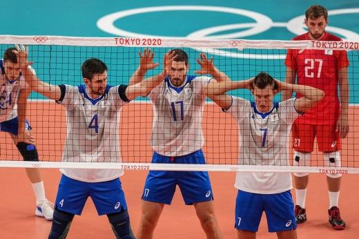 Новые правила волейбольного турнира на Олимпиаде. Для России загадки начнутся с полуфинала