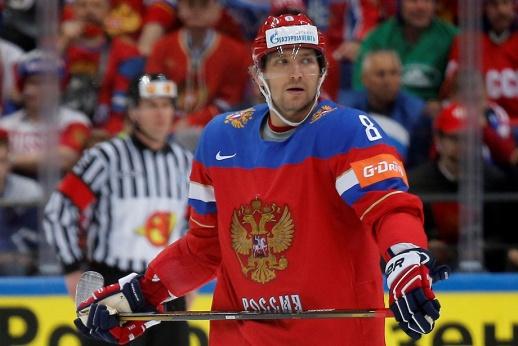 Овечкин не понял Ковальчука. Хоккейный мир — о решении МОК