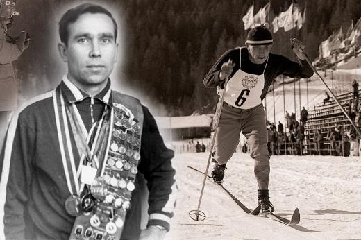Как советский матрос стал первым лыжным королём. Удивительная история Владимира Кузина