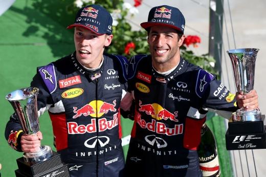 Тест. Вспомните всех гонщиков «Ред Булл» в Формуле-1 за пять минут?