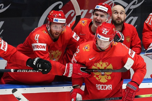 Овечкин забил, Кузнецов набрал 4 очка. Россия уничтожила Италию