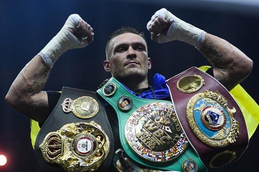 Почему лучшего боксёра планеты ненавидят в своей стране. Удивительная история Усика