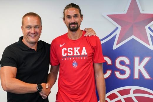 Майк Джеймс вернулся в Москву и будет тренироваться отдельно от игроков ЦСКА — что это значит?
