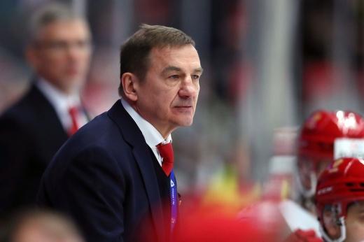 Смена тренера в сборной России по хоккею, Брагин вместо Кудашова, онлайн-трансляция