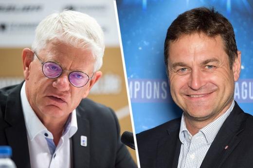 68-летний француз Люк Тардиф стал новым президентом Международной федерации хоккея