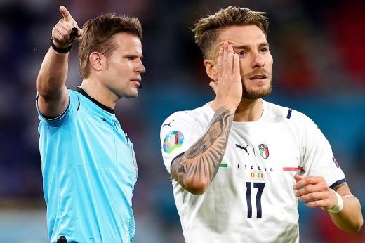 «Это провал УЕФА». В Италии крайне недовольны выбором судьи на полуфинал Евро