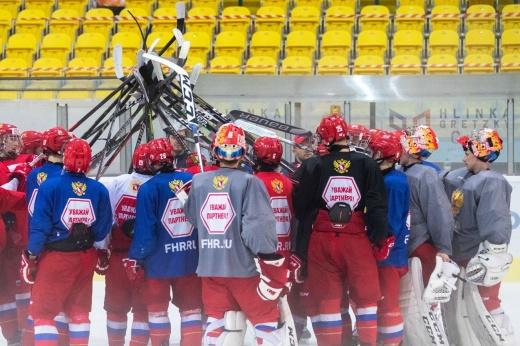 Россия — Швейцария — 9:2, видео, голы, обзор матча Кубка Глинки/Гретцки