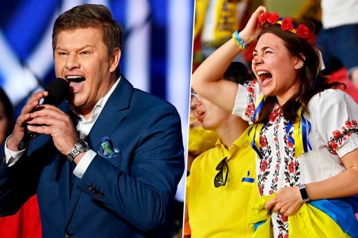 «Видимо, слишком громко кричал Россия». Губерниев – угроза безопасности Украины?