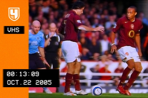 Покер Аршавина, видео голов, «Ливерпуль» — «Арсенал» — 4:4, АПЛ — 2008/2009