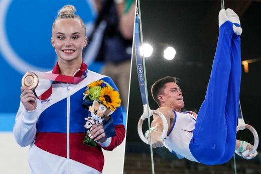 Олимпиада-2020. 1 августа. Гимнасты снова на помосте. Ждём от них золота?