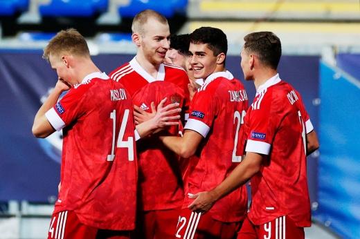 Россия – Исландия – 4:1, реакция в соцсетях на победу молодёжной сборной в первом туре Евро-2021
