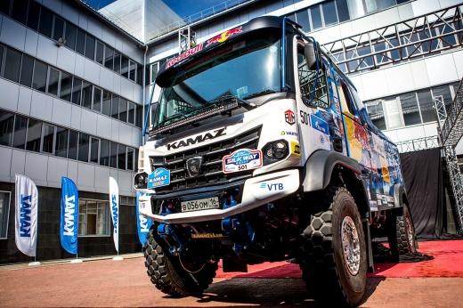 Как показал себя новый грузовик «КАМАЗа» на «Шёлковом пути» — впечатления Дмитрия Сотникова