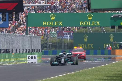 Уникальный случай в истории Формулы-1: на старте лишь одна машина! Как так вышло?