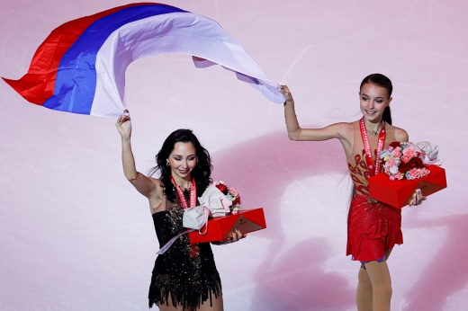 Командный чемпионат мира по фигурному катанию — 2021: японцы против участия сборной России – почему?