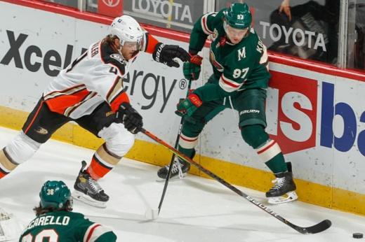 Капризов раздавал на пустые ворота! Обновил личный рекорд и выбил 50 очков в НХЛ