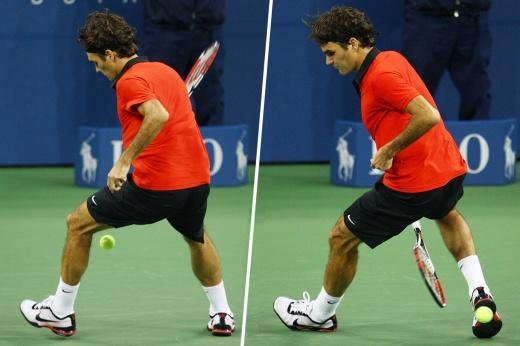 10 результативных твинеров в исполнении Федерера, Надаля, Тима и других звёзд тенниса