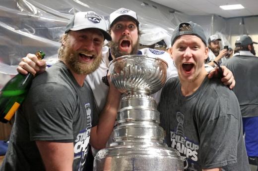 Кто и с кем сыграет в плей-офф Кубка Стэнли? Финиш регулярки НХЛ. LIVE