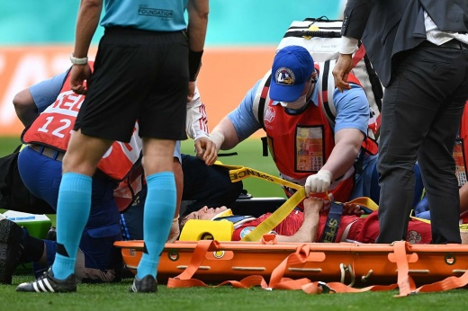 Жуткое падение защитника сборной России! Для Марио Евро закончен?