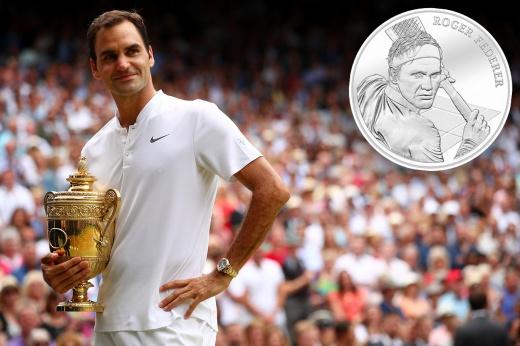 Дорогой Федерер. Теперь теннисиста можно купить на память в швейцарском банке
