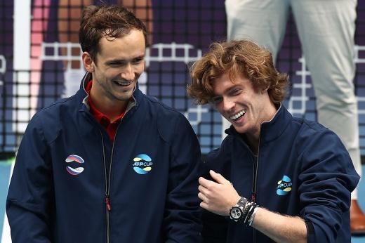 Впервые за 19 лет два теннисиста из России в топ-5 рейтинга ATP!