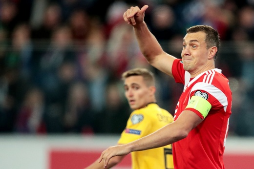Россия падает в таблице коэффициентов УЕФА, а клубы РПЛ лишатся места в Лиге чемпионов