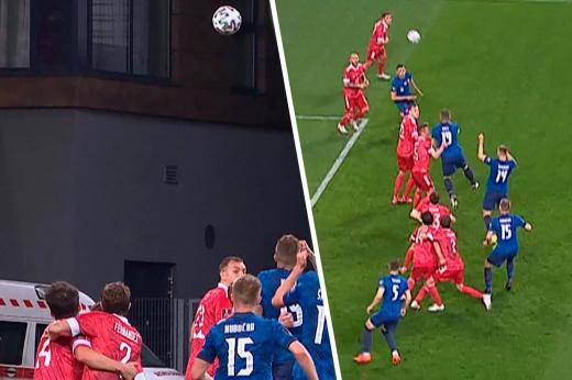 Почему сборная России не бывает однообразной: поражение в Словакии, объятия Марио и Джикии