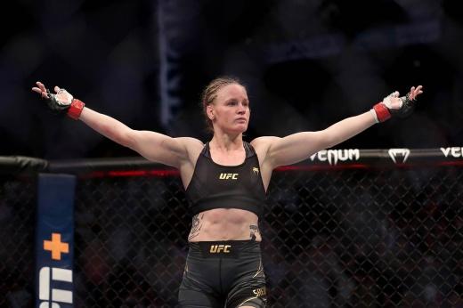 Валентина Шевченко нокаутировала Лорен Мёрфи на UFC 266, полное видео боя