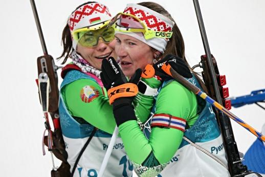 Даша, ты снова всех краше! Сумасшедшая победа Беларуси в эстафете