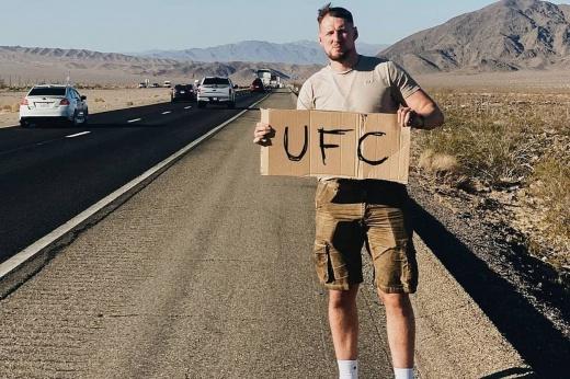 UFC Вегас 30. Александр Волков проиграл главный бой в карьере. LIVE!