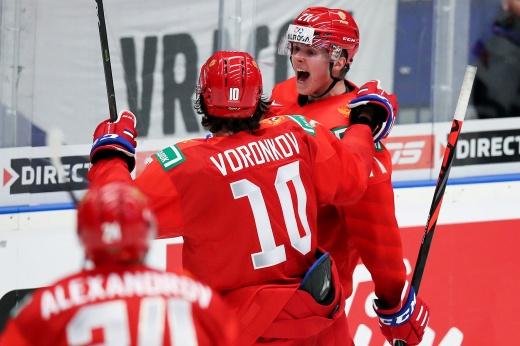 Россия обыграла Швецию в полуфинале МЧМ! Всё решил овертайм