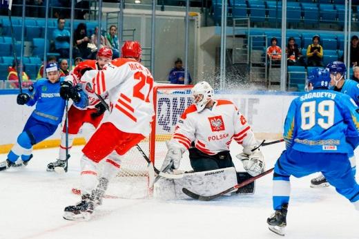Беларусь – Польша – 0:1 – видео, голы, обзор матча олимпийской квалификации по хоккею 2022