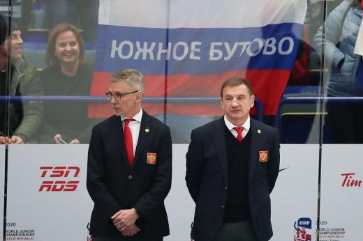 Алексей Кудашов – о причинах ухода с поста главного тренера сборной России и СКА