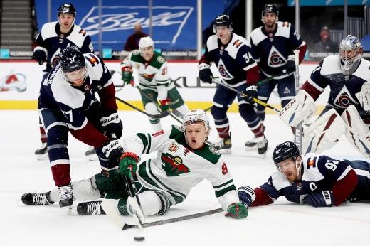 «Миннесота» — «Анахайм» — 3:2, видео, голы, обзор матча регулярного чемпионата НХЛ — 2021